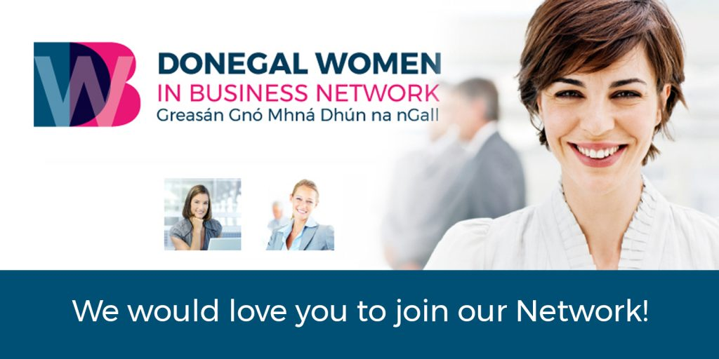 Join the Donegal Women in Business Network